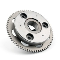 Areyourshop Starter Clutch One Way Bearing For Suzuki GN250 82 2001 GN250E 1991 GZ250 TU250 Aluminum Motorcycle Accessories