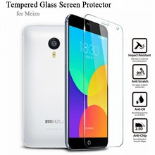 Tempered Glass 2 5D for Meizu MX6 Anti Explosion Screen Protector Film for Meizu Pro 5