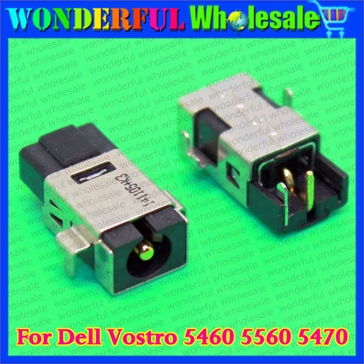 FOR Dell Vostro 5460 5560 5470 DC Jack power port charging connector strombuchse new