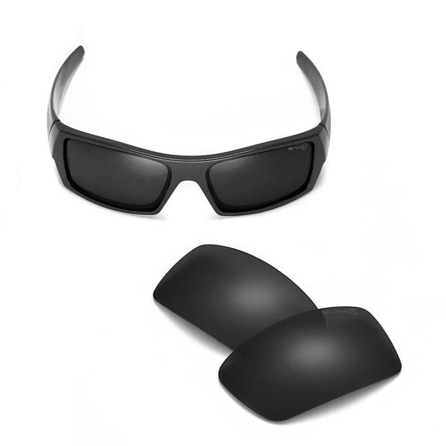 88f2edfa1aacc Walleva Mr. Escudo High-Grade Polarized Lentes de Reposição para óculos de  Sol Oakley