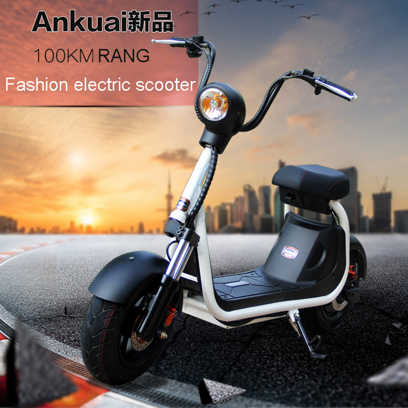 10 inch electric scooter city skateboard smart electric bicycle 60V lithium scooter Electric