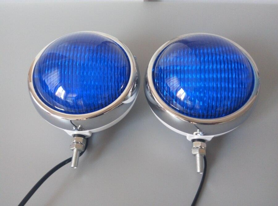 ФОТО DC12V 13W police Motorcycle warning lights,strobe emergency light,motocycle traffic light,waterproof,2pcs/sets.