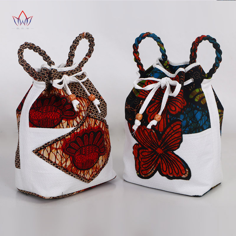 2020 African New Fashion Bucket Bags For Women Handmade Portable Single Shoulder Bag Women Bags WYA172