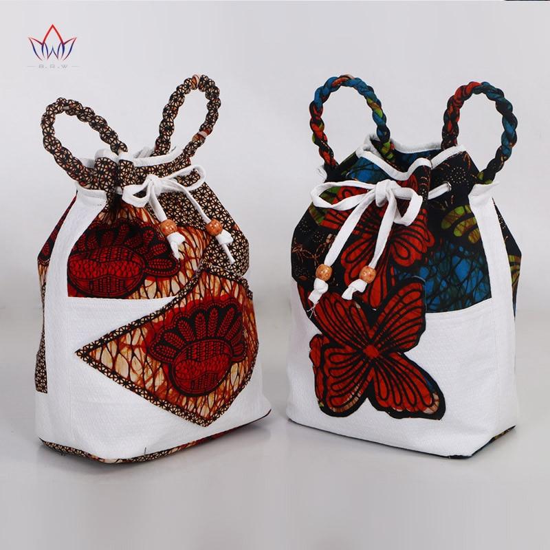 2020 African New Fashion Bucket Bags For Women Handmade Portable Single Shoulder Bag Women Bags WYA172