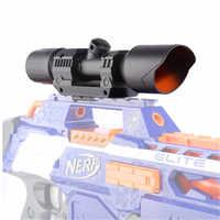 Tubo frontal modificado, dispositivo para observación para Nerf Elite Series, accesorios de juguete al aire libre
