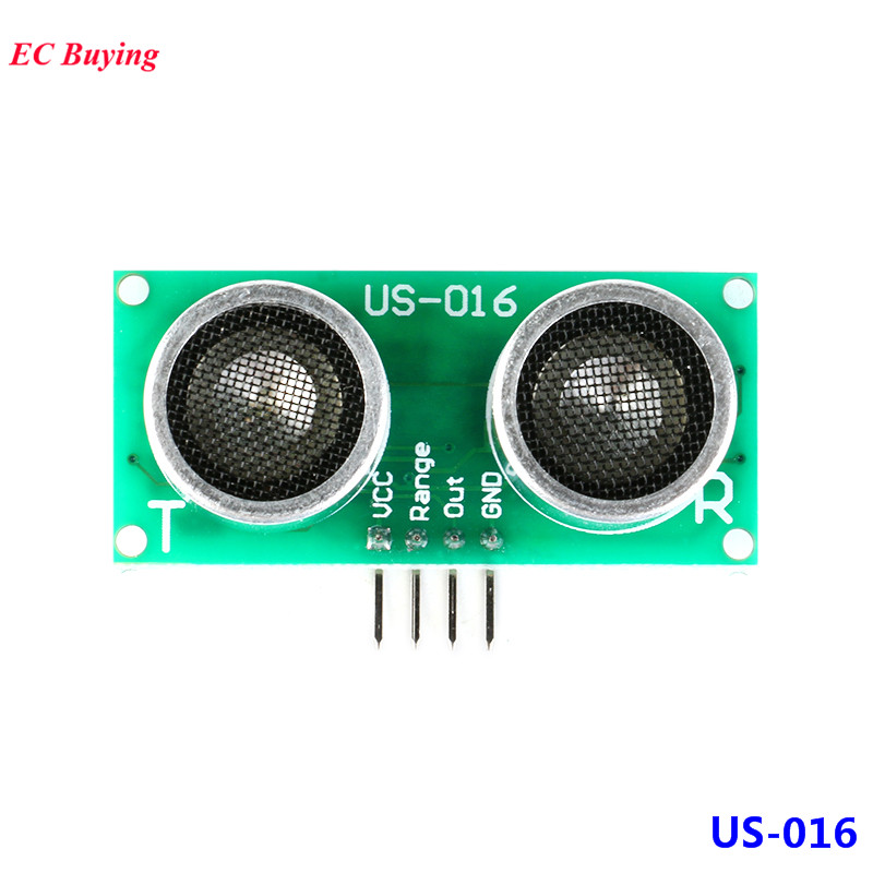 DC 5V US-016 Analog Voltage Output Double Range Analog Ultrasonic Ranging Module