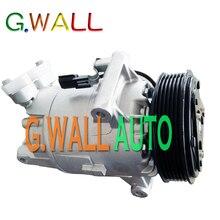 High Quality CVC Air Conditioning Compressor For Car Nissan QashQai 2.0 DUALIS 2.0L 2007-2012 926001DB0A 92600JD200