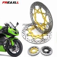 2 шт для передней панели плавающий дисковый тормоз ротора Аксессуары для мотоциклов Запчасти тормозные колодки тормозной диск для GSXR600 750