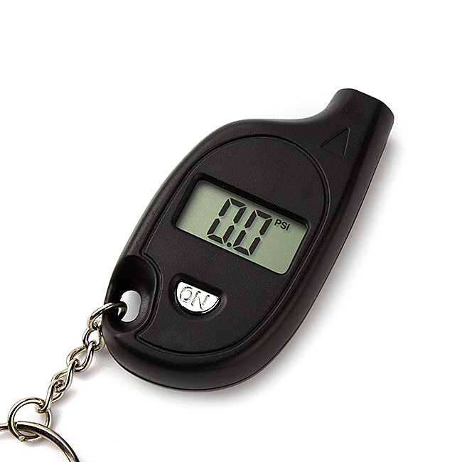 Portable Digital Car Tire Pressure Tester Motorcycle Auto Tyre Air Meter Gauge LCD Display Procession Tool 3-150 PSI Safety 10