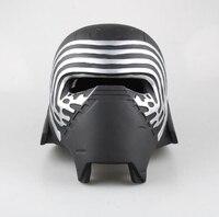 Kylo Ren Cosplay Mask Star Wars 7 The Force Awakens Mask Helmet Superhero Face Mask Halloween Accessories Props Black Adult Men