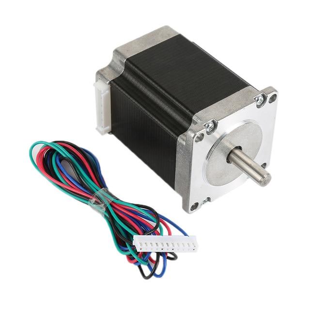 2017 high quality 57sterp mini stepper motor nema 23 45mm 4 wire 0 8 rh aliexpress com