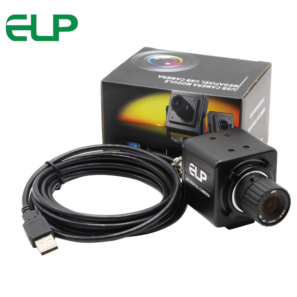 ELP 8megapixel High Resolution SONY IMX179 Mjpeg Hd USB Industrial Video  Camera 6mm manual focus lens Webcams USB Camera 8MP-in Surveillance Cameras  from ...
