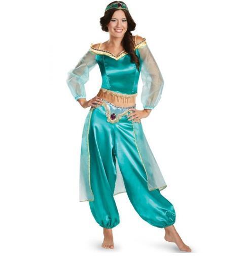 Jasmine sexy halloween costume