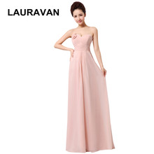 long beautiful bridesmaid party dressed light pink cortos special occasion  dresses sweetheart neckline appliques free shipping ee1abe55bd92