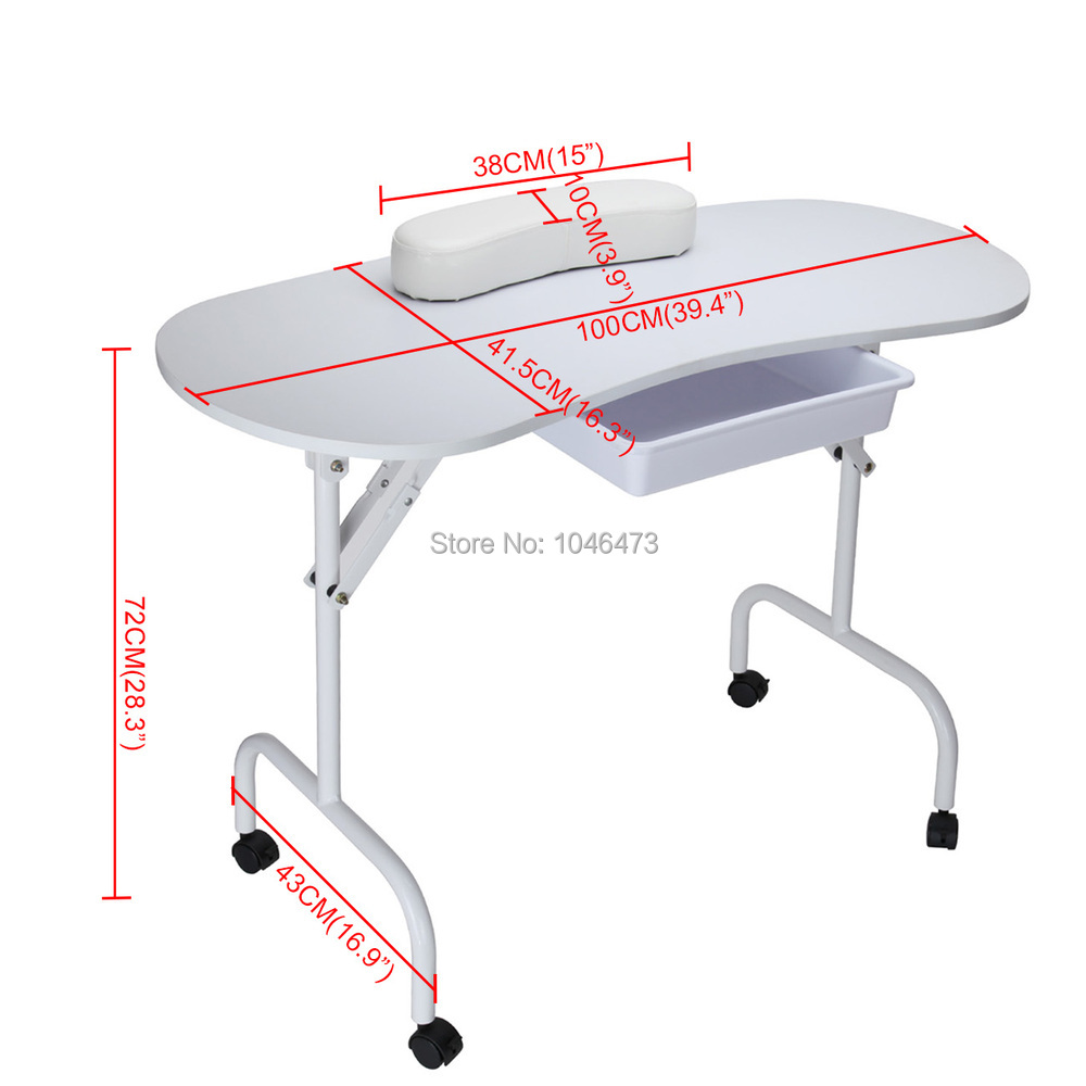 Manicure Tables Uk – Papillon Day Spa