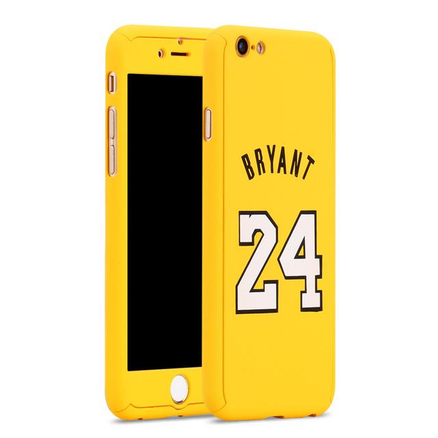 NBA Jordan Phone Case  iPhone 6 6s 7 8 Plus