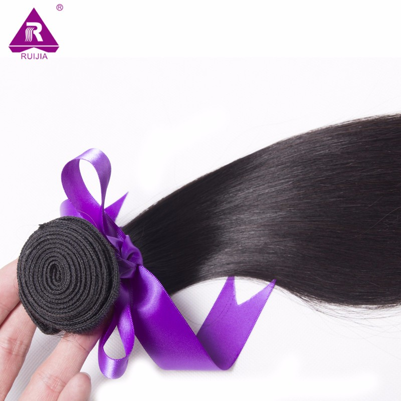 brown human hair bundles