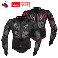 HEROBIKER Motocross Armor Racing Body Armor Chest Armor Motorcycle Jackets Race Automobile Back Gear Protector Clothing