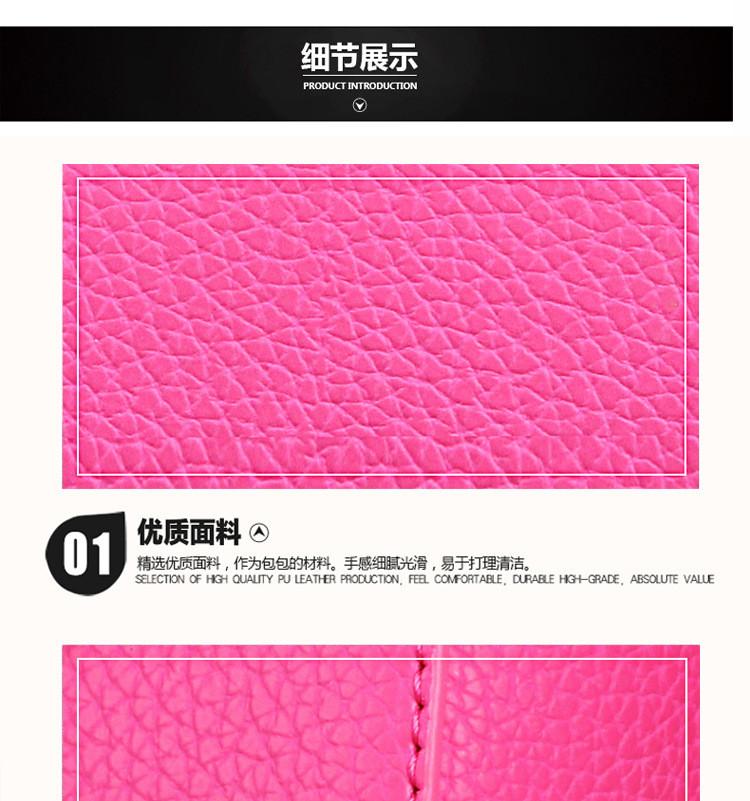 Bag Fashion Solid Mini 22