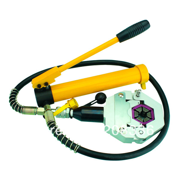 Hose Crimping Tool >> 7842b Separable Hydraulic Hose Crimping Tool Hand Operated Hydraulic