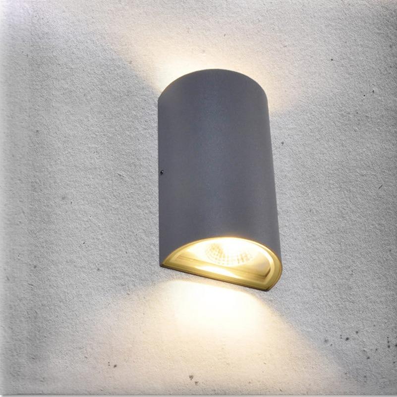 Waterproof Outdoor LED wall lamp, 5W wall light for hotel corridor stair bedroom aisle Courtyard Villa bra