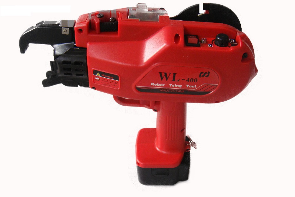 Construction tool Battery rebar tie wire machine WL 400-in ...