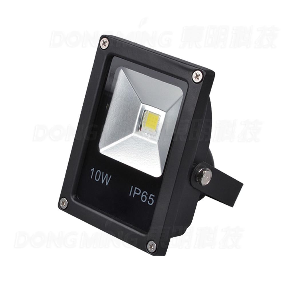 Us 647 14 5 Off Free Fedex 100pcs White Rgb Led Flood Light Fixtures Waterproof Ip65 10w Outdoor Spotlight Bulbs Lamp In