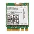 Notebook Placas de Rede Dual Band WIRELESS-AC 72607260NGW AC 7260 Cartão Sem Fio Placas de Rede Wi-fi + Bluetooth 4.0 Portátil VC888 T0.35