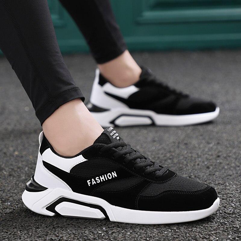 Casual Chaussures 2018 De Confortable Haut Marée De60 Sauvage Hommes Gamme Appartements Maille Respirant IXqA5Hnwq