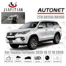 JiaYiTian macchina fotografica di retrovisione Per Toyota Fortuner 2015 2016 2017 2018 2019 di Visione Notturna del CCD della macchina fotografica di Backup telecamera di Parcheggio in Retromarcia