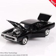 Мини авто 1:32 Форсаж Бесплатная доставка Dodge Зарядное устройство сплава модели автомобилей детские игрушки для детей из металла Классические автомобили