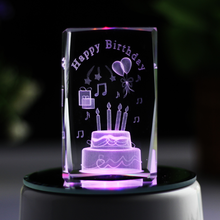 Birthday Gift Female Diy Carving Cake Girlfriend Gifts Girl Romantic