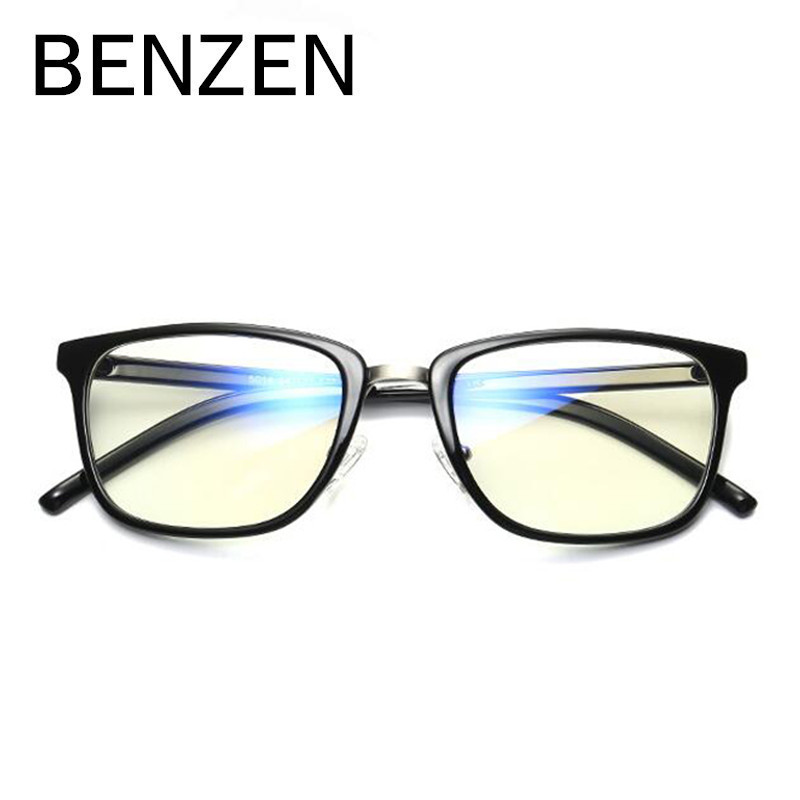 benzen anti blue rays computer glasses reading glasses