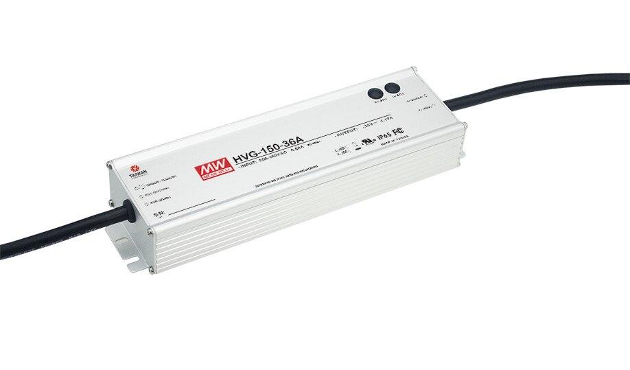 цена на [Cheneng]MEAN WELL original HVG-150-42B 42V 3.58A meanwell HVG-150 42V 150.36W Single Output LED Driver Power Supply B type