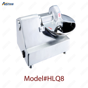 HLQ8 stainless steel commercial food cutting mixer food cutter machine for vegetable meat fillings 1