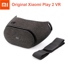 Original Xiaomi Mi Play 2 VR Box Immersive Virtual Reality 3D Glasses Dragon Dance Cloth Invisible cooling holes VR Cardbord