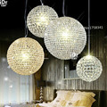New K9 Crystal ball Pendant Lights for living room high quality Stainless steel Crystal lamps YX-1