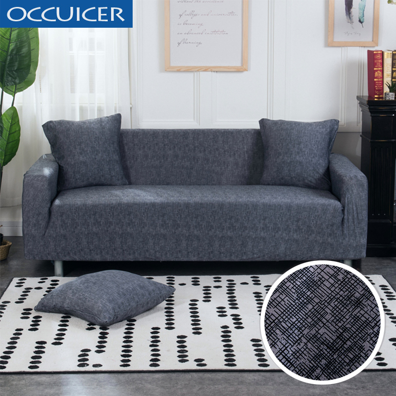 Groovy Us 36 4 Cross Pattern Sofa Cover Elastic Stretch Universal Slipcover For Corner Sectional Sofa Couch Furniture Armchair Cover Home Decor In Sofa Short Links Chair Design For Home Short Linksinfo