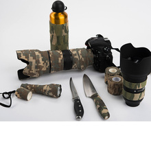 New arrival 3 Roll Pick 5cmx4.5m Army Camo Outdoor Hunting Shooting Cycling Tool Camouflage Stealth Tape Waterproof Wrap Durable