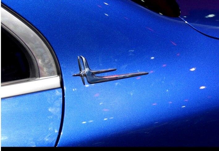 2pcs ABS auto car side body sticker AMG for bmw 3 series F30 Mercedes-Benz C E S R GLK GLA GLE GLC CLA C200 E260L kalaisike custom car floor mats for mercedes benz all models a160 180 b200 c200 c300 e class gla gle s500 glk car accessories