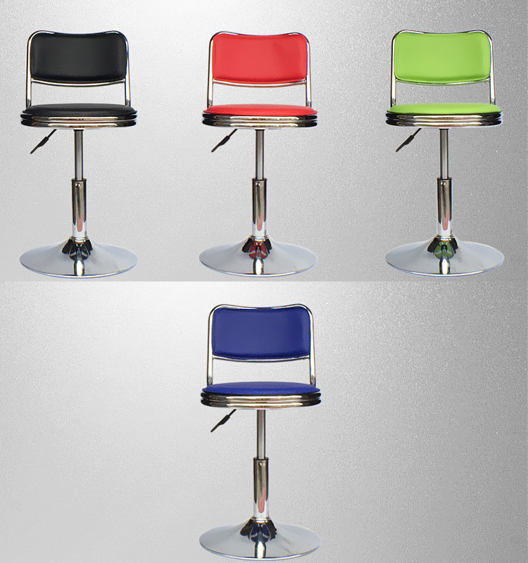 Massage Stool Hairdressing Salon Chair Bakery Pastry Chair retail wholesale black blue red green color hotel hall office chair green blue color lifting rotation stool retail wholesale pink blue furniture chair free shipping