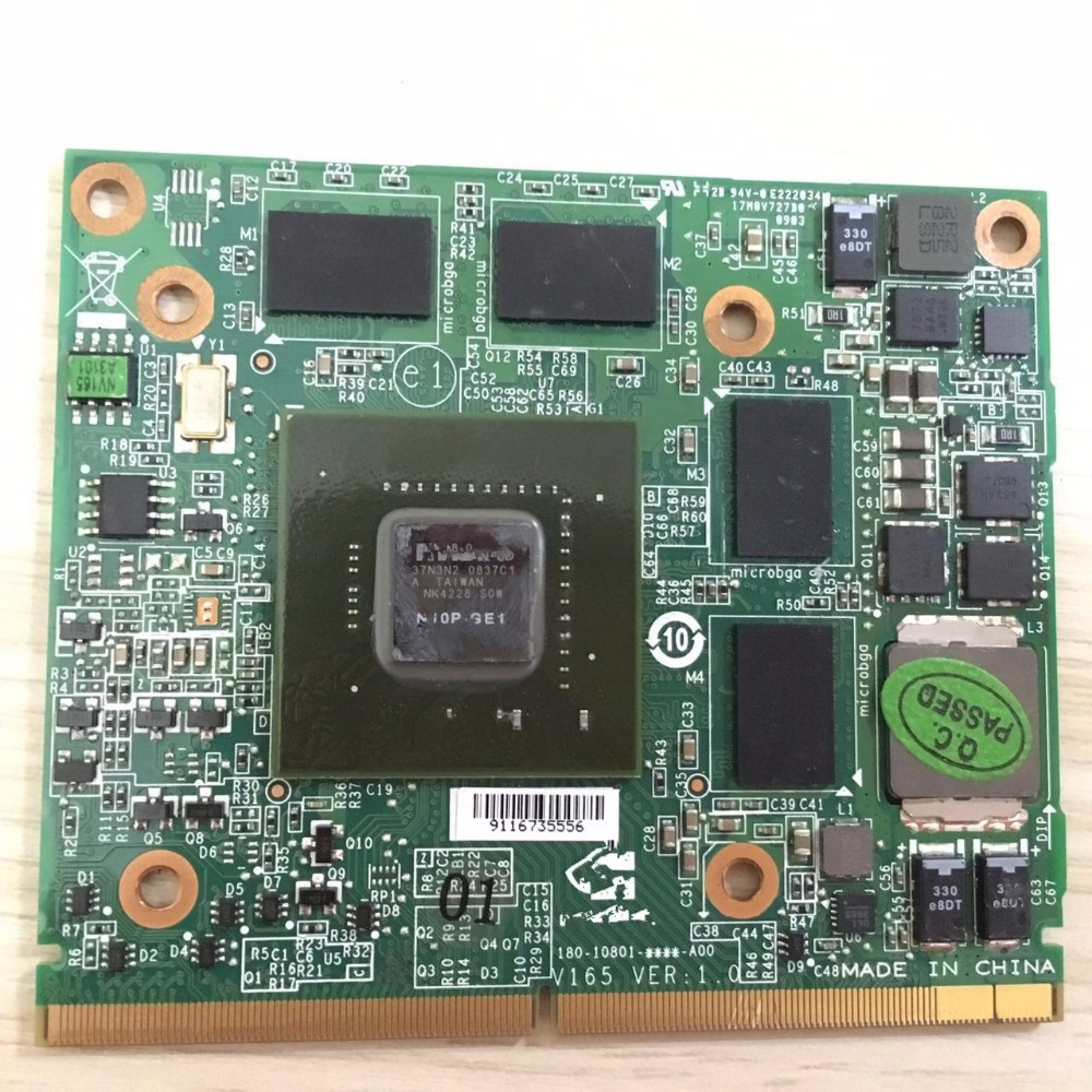 GT130M GT 130M VG.10P06.002 1GB Graphic Card for Acer Aspire 5739G 5735 7738G 8935G 5935G 5739 LaptopGT130M GT 130M VG.10P06.002 1GB Graphic Card for Acer Aspire 5739G 5735 7738G 8935G 5935G 5739 Laptop