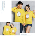 2016 Totoro Sweatshirt Women Men Lovers Cartoon Cotton Hoodies Couples Hoodie Coat Pullover Winter Warm 8 Colors