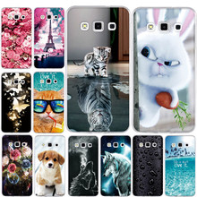 "Phone Cases for Samsung Galaxy A3 2015 Case Cover Silicone for Samsung A3 2015 Cases for Galaxy A3 A300F 4.5"" 2015 Soft TPU Case(China)"