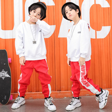 Spring Children Clothes Cotton White Long Sleeve T-shirts and Pants Hip Hop Streetwear Girls Clothing 5 6 8 11 12 14 16 18 Years 2018 spring autumn children clothes girl s t shirt cartoon printed dot long sleeve t shirts 4 6 8 10 12 13 years girls clothing