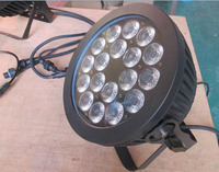 (10 piecw Waterproof Par LED Light With RGBWA UV 6in1 Led Lamp IP65 DJ Par Light for Club KTY Conference
