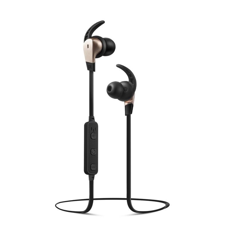 ABAY Sport Bluetooth Earphone With MIC Sweatproof Gym Sport HIFI Wireless Earphones Bass Headphones Magnet Earbuds With Mic S8A