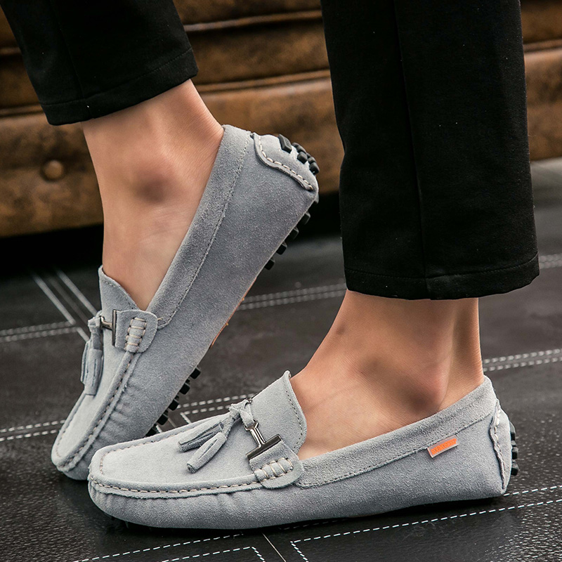 2018 Brand Fashion Casual Denim Loafers High Top Air Breathable Light Canvas Slip On Lace Up Hot Sale Boat Drive Shoes Men 5 2016 hot men s high top canvas shoes lace up men british fashion casual shoes adults denim cool student