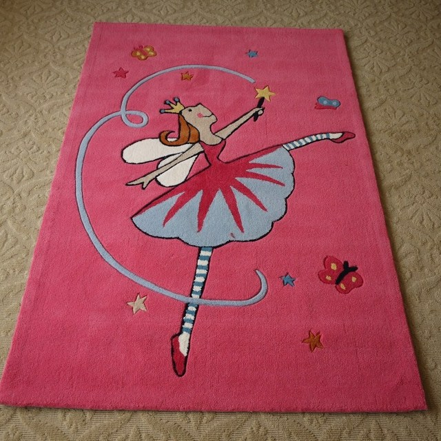 Cute Area Rugs ,Cartoon Carpet,Kids Bedroom Rug-in Mat from Home ...