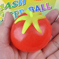 Novelty kids toys interesting Venting Ball toys kids tomatoes water ball prank toys funny spoof tricky toys